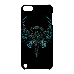 Angel Tribal Art Apple Ipod Touch 5 Hardshell Case With Stand