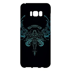 Angel Tribal Art Samsung Galaxy S8 Plus Hardshell Case