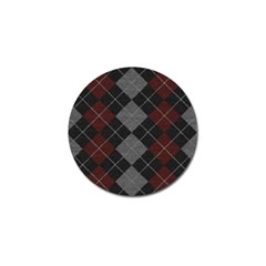 Wool Texture With Great Pattern Golf Ball Marker (10 Pack) by BangZart