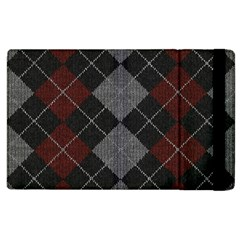 Wool Texture With Great Pattern Apple Ipad 3/4 Flip Case by BangZart