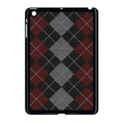 Wool Texture With Great Pattern Apple Ipad Mini Case (black) by BangZart
