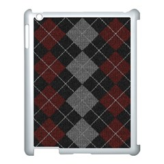 Wool Texture With Great Pattern Apple Ipad 3/4 Case (white) by BangZart