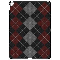 Wool Texture With Great Pattern Apple Ipad Pro 12 9   Hardshell Case