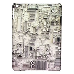 White Technology Circuit Board Electronic Computer Ipad Air Hardshell Cases