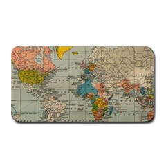 Vintage World Map Medium Bar Mats
