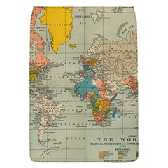 Vintage World Map Flap Covers (s)  by BangZart