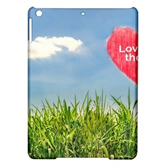 Love Concept Poster Ipad Air Hardshell Cases by dflcprints