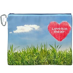 Love Concept Poster Canvas Cosmetic Bag (xxxl) by dflcprints