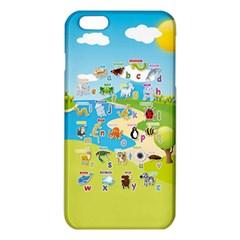 Animal Alphabet Cases Iphone 6 Plus/6s Plus Tpu Case by DBDesigns