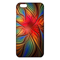 Vintage Colors Flower Petals Spiral Abstract Iphone 6 Plus/6s Plus Tpu Case by BangZart