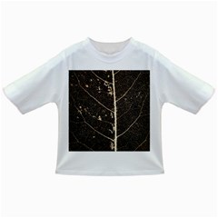 Vein Skeleton Of Leaf Infant/toddler T Shirts