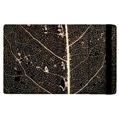 Vein Skeleton Of Leaf Apple Ipad 2 Flip Case by BangZart