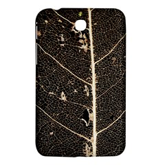 Vein Skeleton Of Leaf Samsung Galaxy Tab 3 (7 ) P3200 Hardshell Case  by BangZart