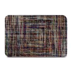 Unique Pattern Plate Mats by BangZart