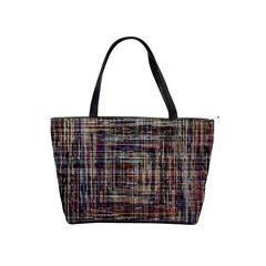 Unique Pattern Shoulder Handbags