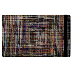 Unique Pattern Apple Ipad 2 Flip Case by BangZart