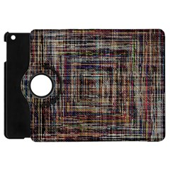 Unique Pattern Apple Ipad Mini Flip 360 Case