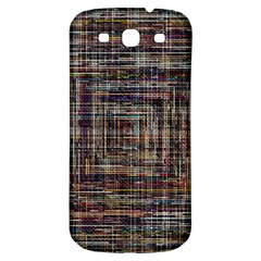 Unique Pattern Samsung Galaxy S3 S Iii Classic Hardshell Back Case by BangZart