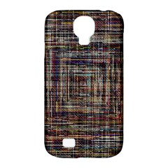 Unique Pattern Samsung Galaxy S4 Classic Hardshell Case (pc+silicone)