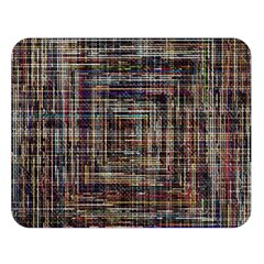 Unique Pattern Double Sided Flano Blanket (large)