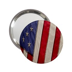 Usa Flag 2 25  Handbag Mirrors by BangZart
