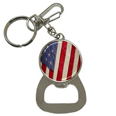 Usa Flag Button Necklaces by BangZart