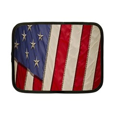 Usa Flag Netbook Case (small)