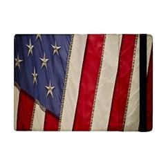Usa Flag Apple Ipad Mini Flip Case by BangZart