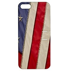 Usa Flag Apple Iphone 5 Hardshell Case With Stand by BangZart