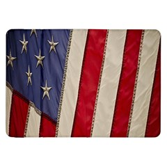 Usa Flag Samsung Galaxy Tab 8 9  P7300 Flip Case by BangZart