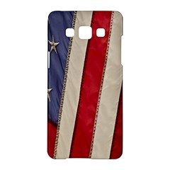 Usa Flag Samsung Galaxy A5 Hardshell Case