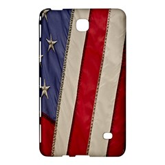 Usa Flag Samsung Galaxy Tab 4 (7 ) Hardshell Case  by BangZart