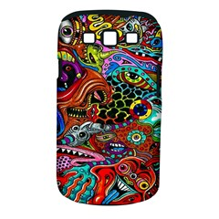 Vector Art Pattern Samsung Galaxy S Iii Classic Hardshell Case (pc+silicone) by BangZart