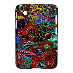 Vector Art Pattern Samsung Galaxy Tab 2 (7 ) P3100 Hardshell Case