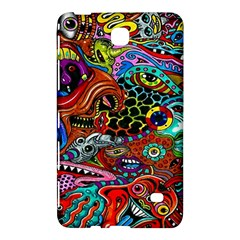 Vector Art Pattern Samsung Galaxy Tab 4 (8 ) Hardshell Case