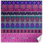 Tribal Seamless Aztec Pattern Canvas 16  x 16   16 x16 Canvas - 1