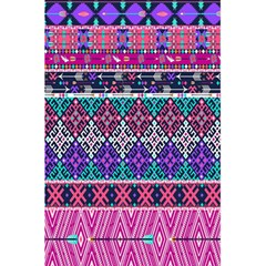Tribal Seamless Aztec Pattern 5 5  X 8 5  Notebooks by BangZart