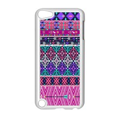 Tribal Seamless Aztec Pattern Apple Ipod Touch 5 Case (white)
