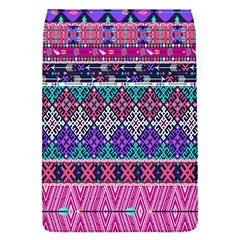 Tribal Seamless Aztec Pattern Flap Covers (s)