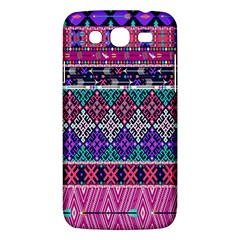 Tribal Seamless Aztec Pattern Samsung Galaxy Mega 5 8 I9152 Hardshell Case  by BangZart