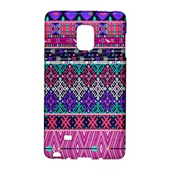 Tribal Seamless Aztec Pattern Galaxy Note Edge by BangZart