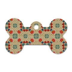 Traditional Scandinavian Pattern Dog Tag Bone (two Sides) by BangZart