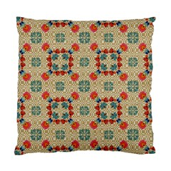 Traditional Scandinavian Pattern Standard Cushion Case (one Side) by BangZart