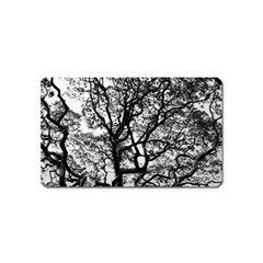 Tree Fractal Magnet (name Card)