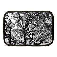 Tree Fractal Netbook Case (medium)