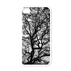 Tree Fractal Apple Iphone 4 Case (white)