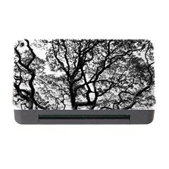 Tree Fractal Memory Card Reader With Cf