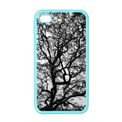 Tree Fractal Apple Iphone 4 Case (color)