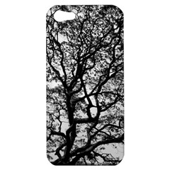 Tree Fractal Apple Iphone 5 Hardshell Case by BangZart