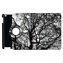 Tree Fractal Apple Ipad 3/4 Flip 360 Case by BangZart